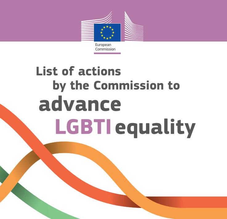 Acciones Comision Europea Igualdad LGBTI